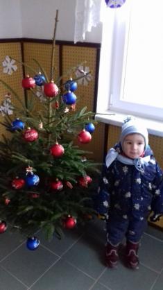 Vánoce v MŠ 2016