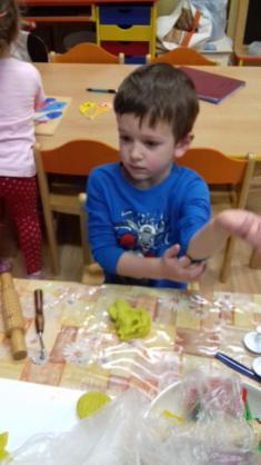 Výroba plastelíny