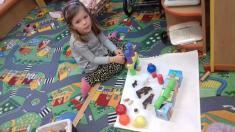 Volný výběr aktivit dětí